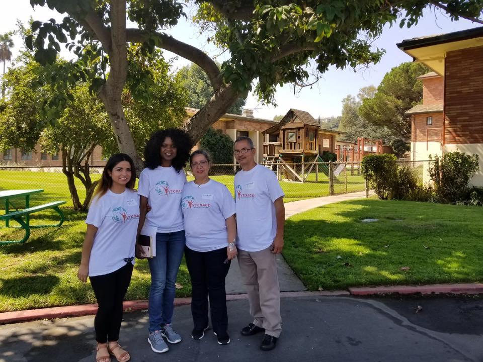 September 2017 outreach in Rosemead, USA