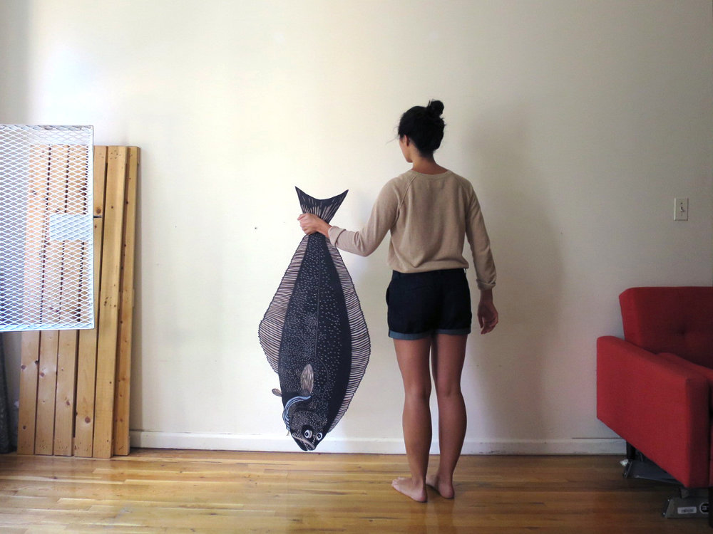 Hayley's Halibut $275.00