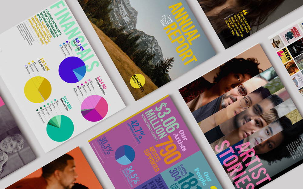 Sundance Institute 2018 Annual Report