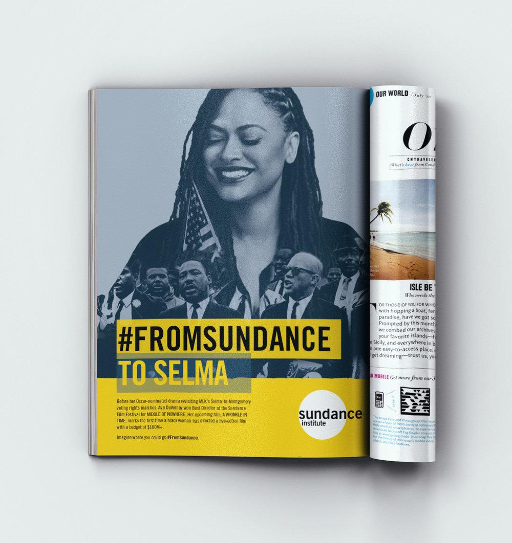 #FromSundance Campaign Development