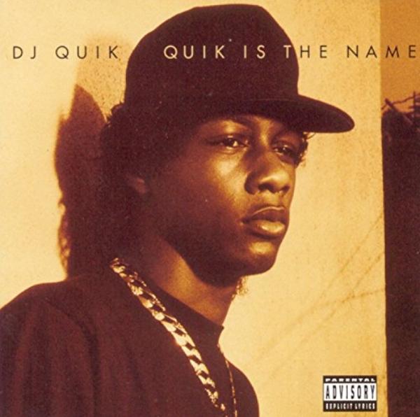 DJ Quik - Quik is the Name
