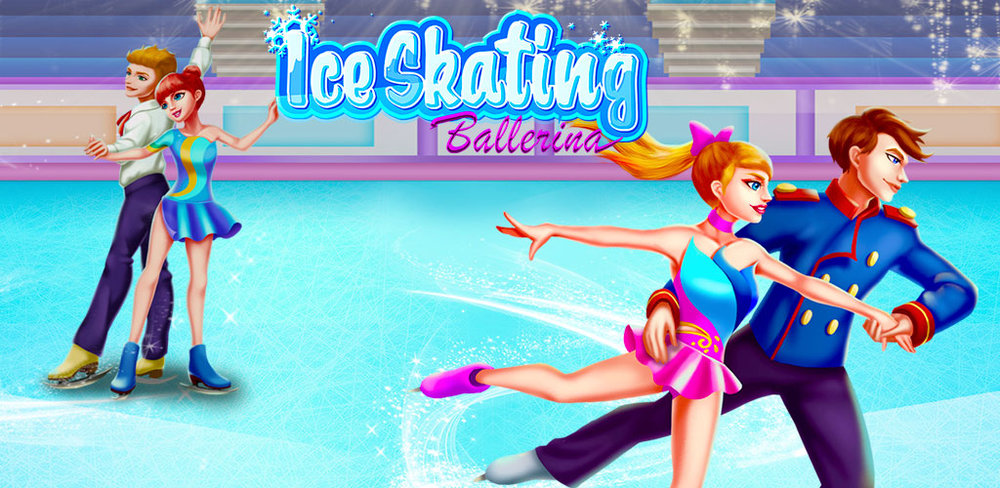 Ice Skating Ballerina Dancer  Figure skating season is coming!You're invited to participate the famous ice figure skating ballerina game!