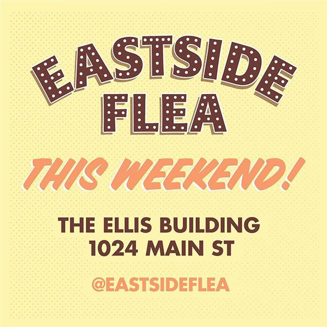 Come hang out with us today and tomorrow at @eastsideflea from 11-5! We can't wait to see you ✨ . . . . #madewithlove #aromatherapy #bathsalts #candles #essentialoils #market #fleamarket #eastsideflea #vancity #yvr #dontmissout #natural #organic #handmade