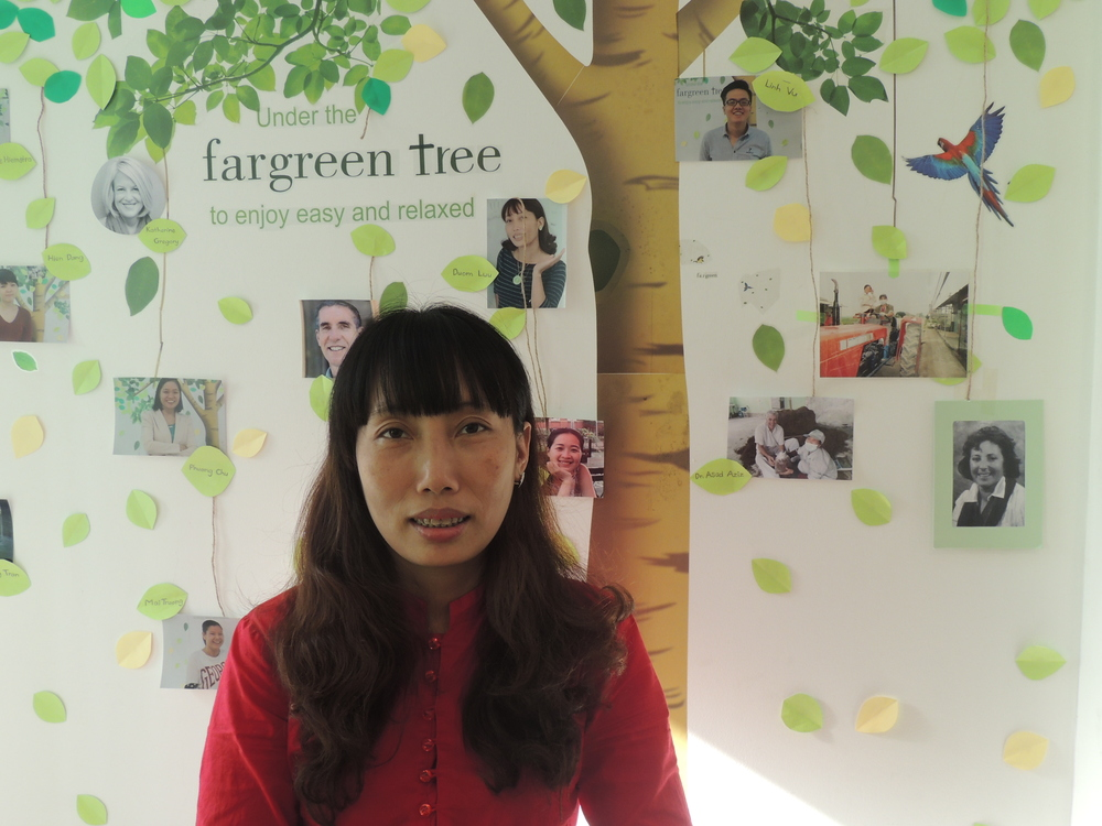 Lưu T. Đượm - Nhân viên Fargreen của năm 2016