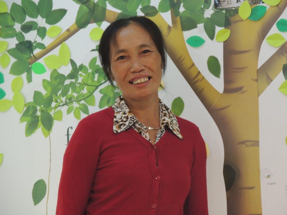 Sim Luu - Fargreen's Farmer Network Coordinator