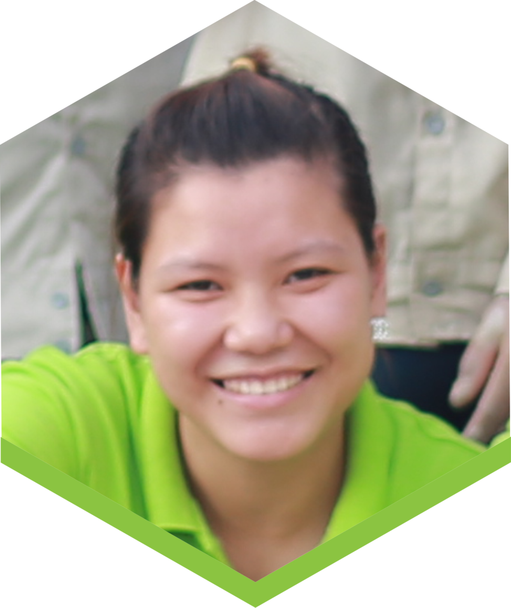 Mai wants to grow with Fargreen in the accountant profession, though she is responsible for a lot more in our Thai Binh office. Mai loves travelling, beaches and sports.