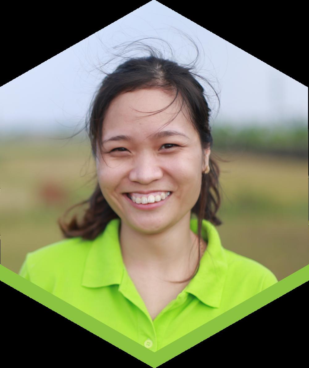 Mong muốn toàn tâm toàn ý đóng góp công sức của mình cho sự phát triển bền vững của Fargreen. Mong muốn đem văn hóa của Fargreen nhân rộng đến khắp mọi nơi trên đất nước Việt Nam để mọi người sống với nhau thật thà, trách nhiệm và cùng phát triển. Cùng Fargreen xây dựng môi trường sạch và giúp những người nông dân đứng vững trên đồng ruộng của mình cũng là niềm đam mê của Phương.