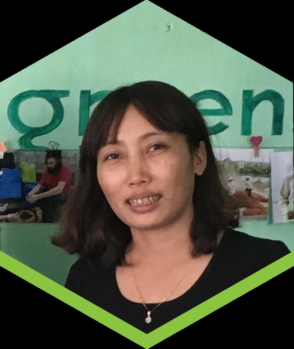Đượm là người chịu trách nhiệm cho mọi vấn đề liên quan đến trồng nấm tại các nông trại Fargreen. Sáng tạo và kiên định, Đượm là hình mẫu điển của văn hoá Fargreen.