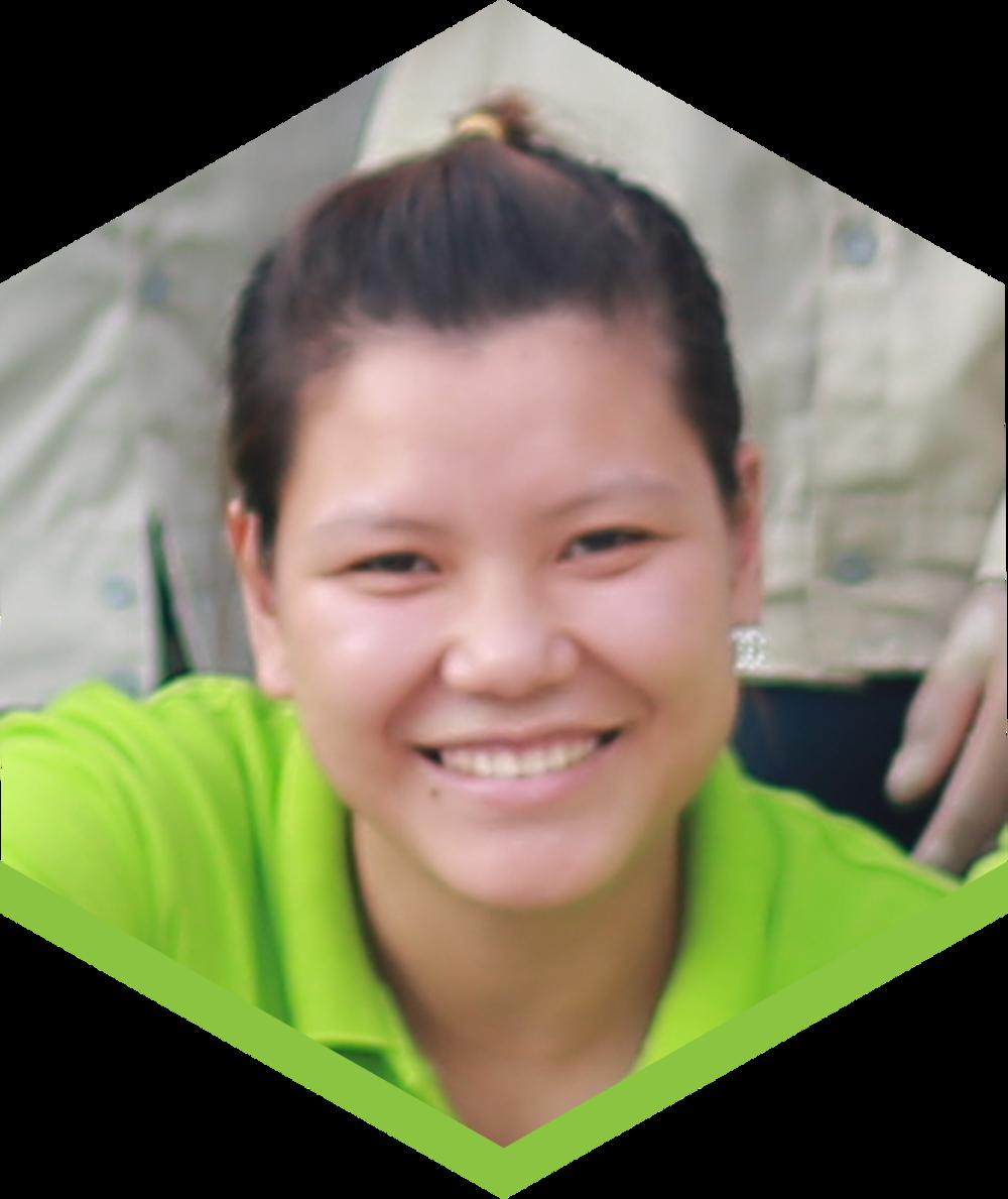 Mai muốn nâng cao kiến thức và kỹ năng về kế toán trong khi làm việc cho Fargreen, nhưng Mai thực sự phụ trách rất nhiều mảng khác nhau cho văn phòng Thái Bình. Mai thích đi du lịch, tắm biển và chơi tất cả các môn thể thao.