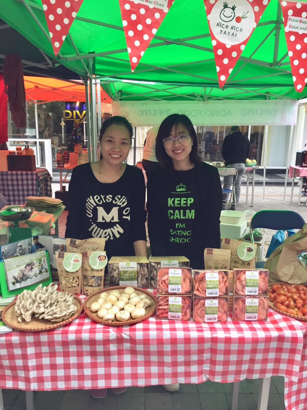 Ecopark weekend market