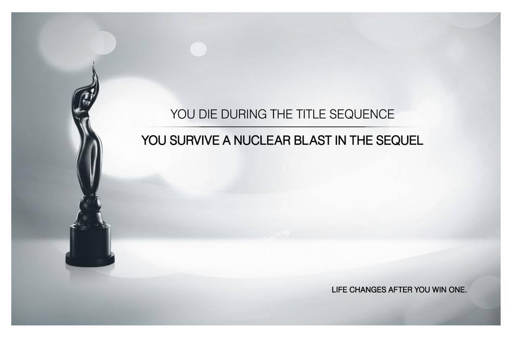 Filmfare Awards Ad for South- Vinod Sudheer