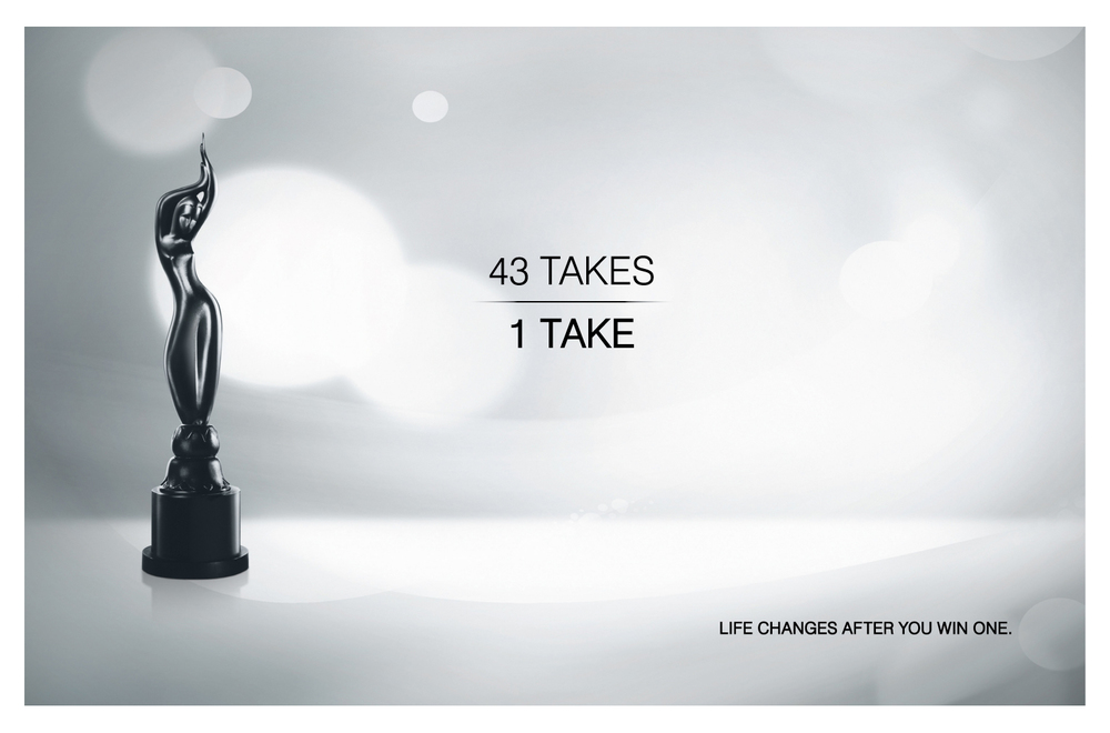 Filmfare Awards South print and outdoor campaign - Vinod Sudheer