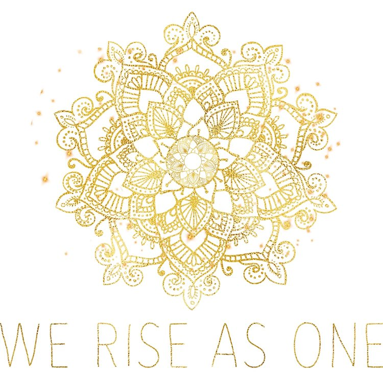 WE RISE AS ONE