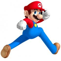 Looong Mario!