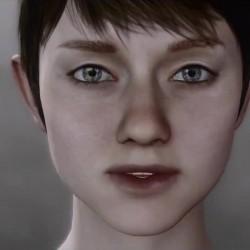 """Un modello richiede 4/6 settimane di lavoro. L'animazione degli occhi viene realizzata """"catturando"""" i movimenti dei muscoli facciali."""