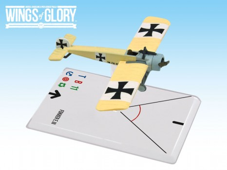Wings of Glory: Miniatura