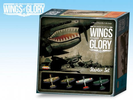 Wings of Glory - Base Set
