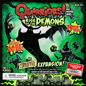 Quarriors Rise of the Demons