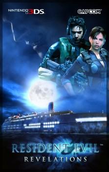 La locandina del film, solo su 3DS. Mitica la scena romantica sulla prua della nave, quando Di Caprio abbraccia dolcemente uno zombie...