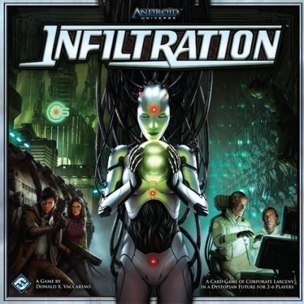 Infiltration: la scatola