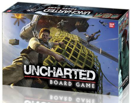 Uncharted The Boardgame