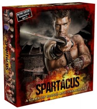 Spartacus: la scatola
