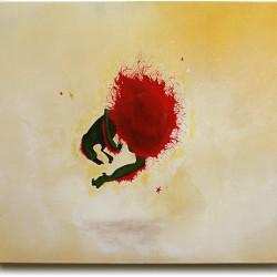 Blanka su tela (di Scott Belacastro), in vendita a 650 $.