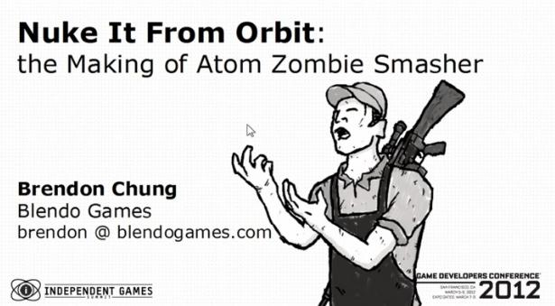 Tranquilli, nessun problema di privacy: la mail di Chung si trova sul sito ufficiale di Blendo Games.
