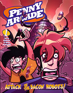 La copertina del primo volume...