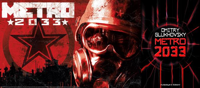 Un bellissimo romanzo dal quale è stato poi tratto un videogioco è Metro 2033.