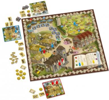 Village: i componenti