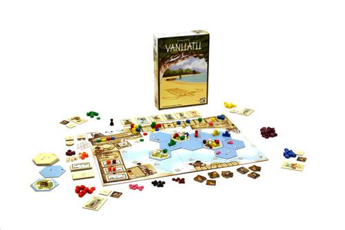 Vanuatu: i componenti