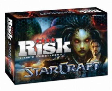 Risk: Starcraft è una bella versione modificata del classico Risiko!
