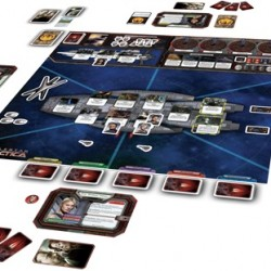 Battlestar Galactica: componenti