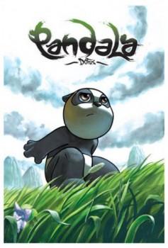 La copertina del primo volume della trilogia.