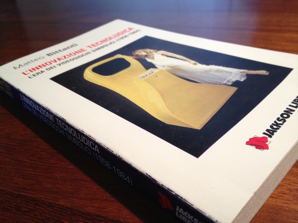 Un libro consunto.