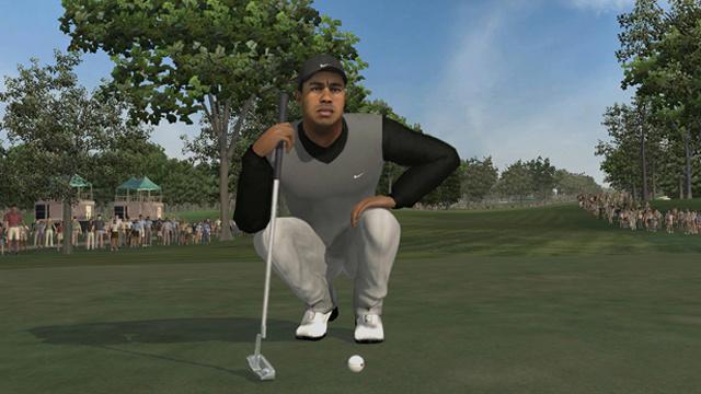 Tiger Woods 07
