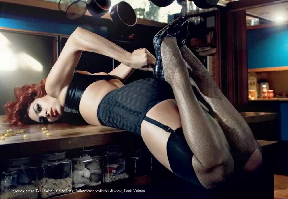 La calda Eva Mendes.