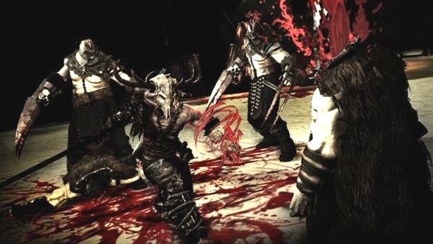 Il massacrar m'è dolce, in questo mare di sangue.