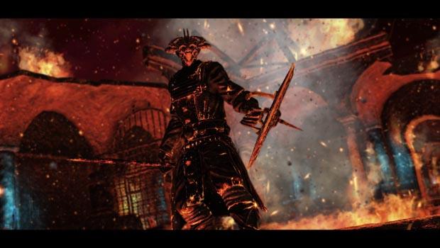 Le fiamme dell'inferno sono carezze per i demoni.