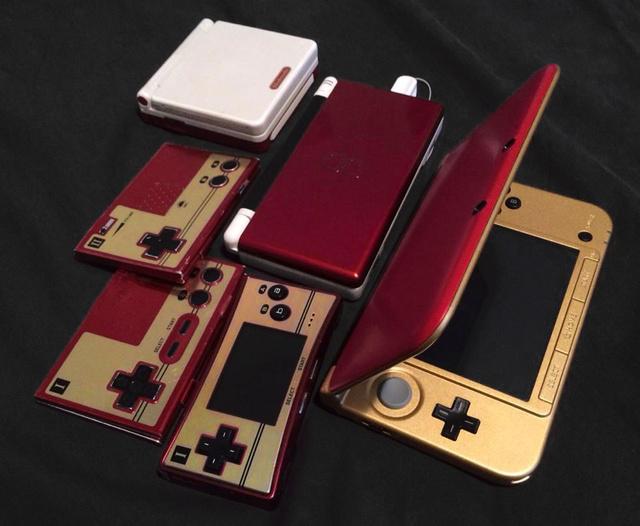 Tag: Pornografia, Nintendo 3DS XL, Famicom.