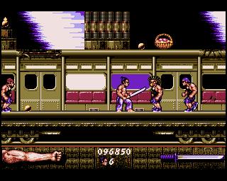 Il famoso treno temporale.