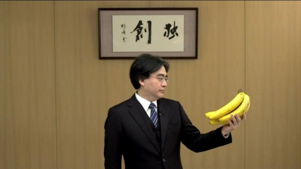"""""""Mangiate più banane, vi fanno bene."""""""