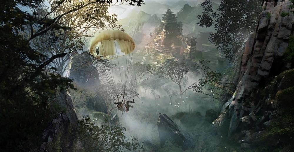 tr-parachute-descent