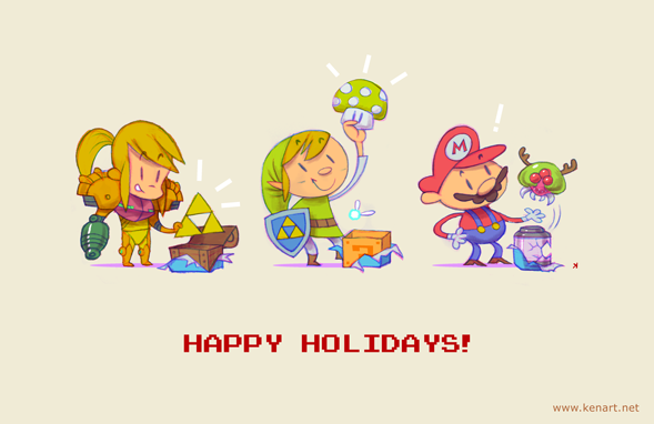 nintendo_xmas_card_by_ken_wong-d4hr69i