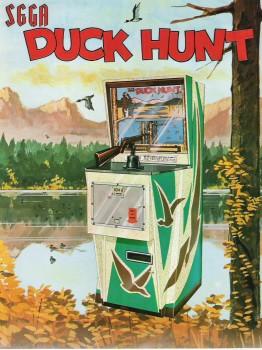 Che poi ci sarebbe il Duck Hunt di Sega del 1969. Come la mettiamo?
