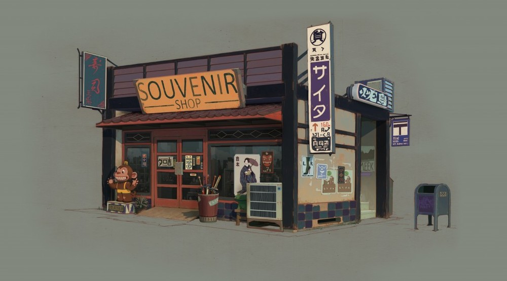 Sunset-Souvenir-Shop-Color-O