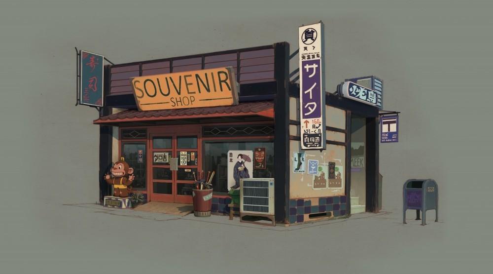 Sunset-Souvenir-Shop-Color-O