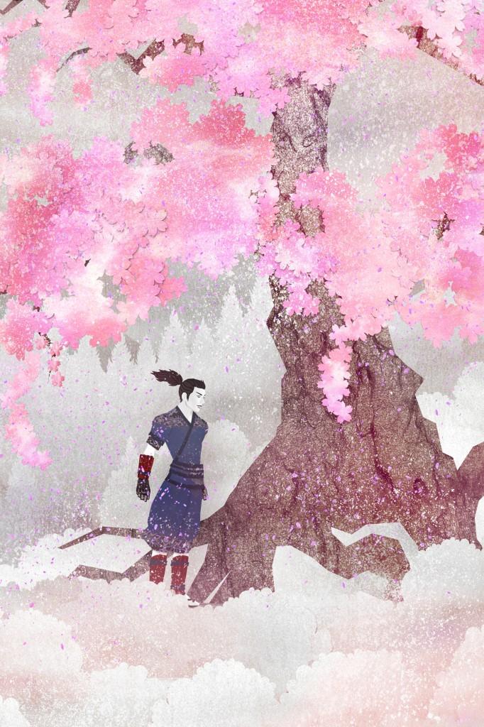 Tengami-Winter-Sakura-O