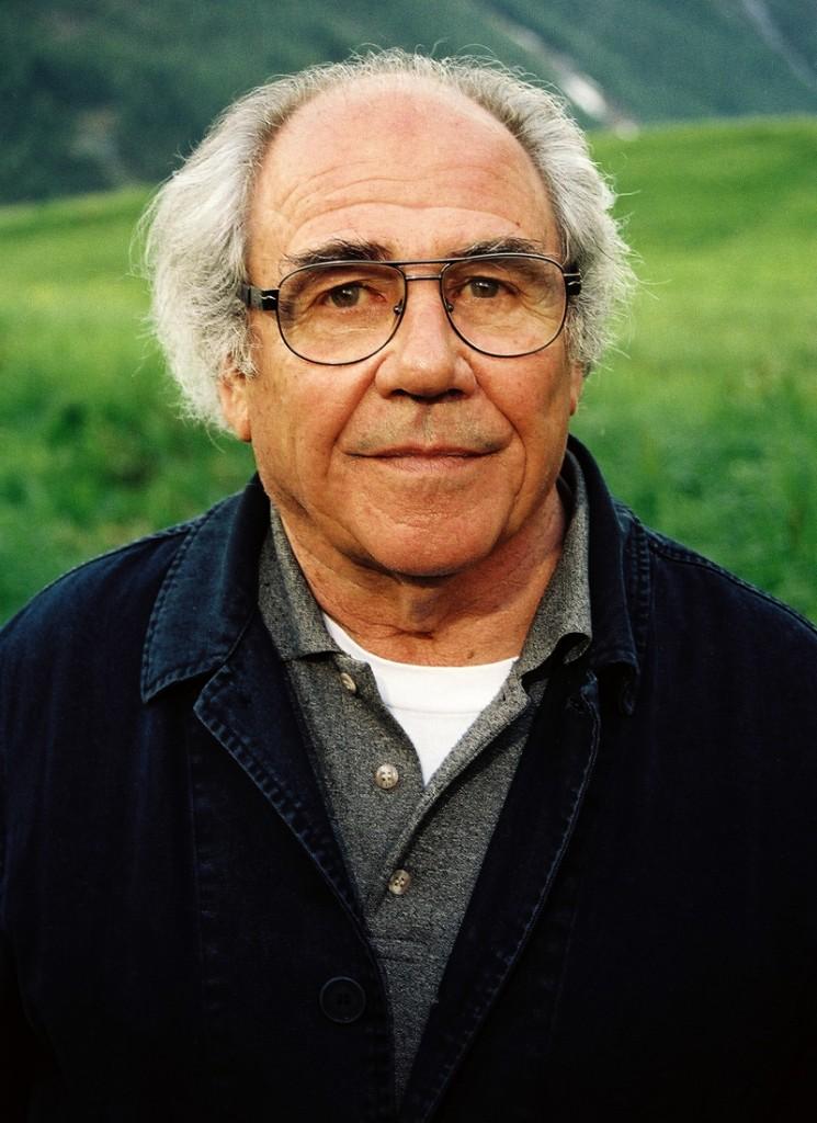 Jean Baurillard è morto nel 2007. Questo è mio zio Franco.